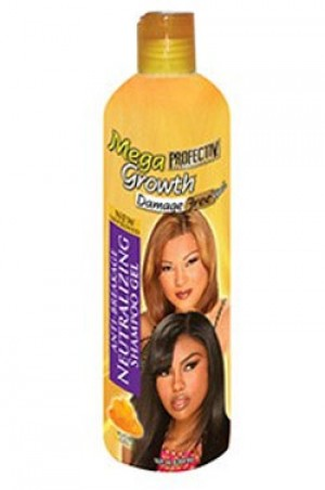 [Profectiv-box#53] Mega Growth Damage Free Neutralizing Shampoo Gel - 12oz