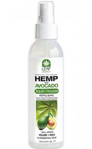 [Leaf Legacy-box#4] Hemp&Acocado Liquid Mosse(6oz)