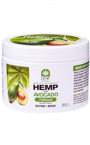 [Leaf Legacy-box#5] Hemp&Acocado Masque(8oz)
