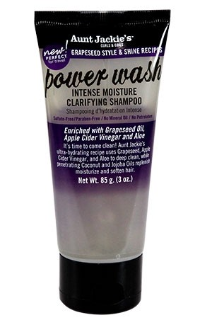 [Aunt Jackie's-box#44] Intense MoistureClarify Shampoo-Trevel(3oz)
