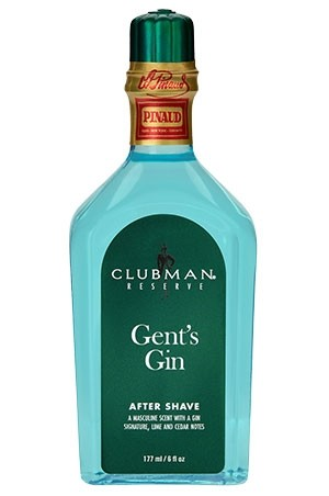 [Clubman-box #17] Pinaud Gent's Gin After Shave(6 oz)