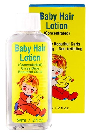 [Clubman-box #16] Baby Hair Lotion(2oz)