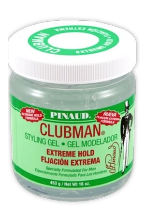 [Clubman-box #13] Pinaud Styling Gel-Extreme Hold(16oz)