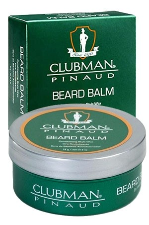 [Clubman-box #15] Pinaud Beard Balm(2oz)