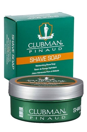 [Clubman-box #25] Pinaud Shave Soap (2oz)