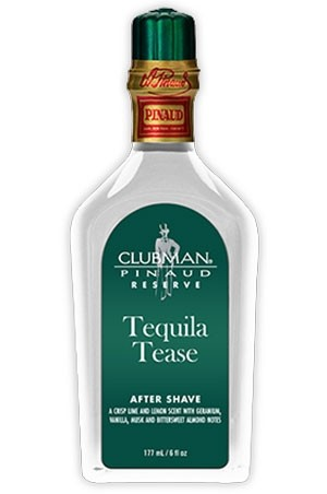 [Clubman-box #21] Pinaud Tequila Tease After Shave(6oz)