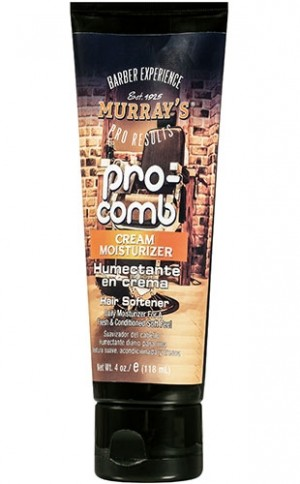 [Murray's-box#32] Pro Comb Cream Moisturzer(4oz)