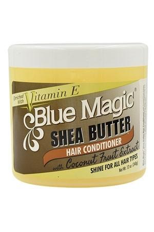 [Blue Magic-box #24] Shea Butter Conditioner (12oz)