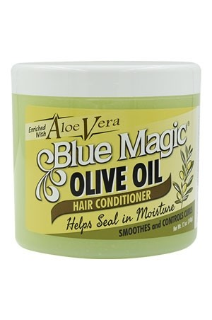 [Blue Magic-box #25] Olive Oil Conditioner(12oz)