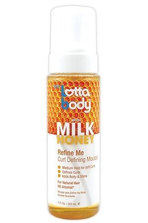 [Lottabody-box #42] Milk & Honey  Curl Defining Mousse(7oz)