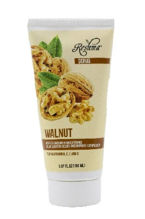 Reshma Scrub-Walnut (5.07oz)  #13