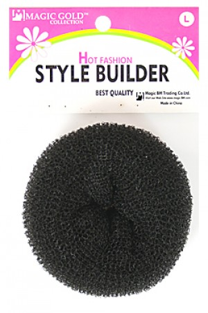 [Magic Gold-#2224] Hot Fashion Style Builder (L) -Black