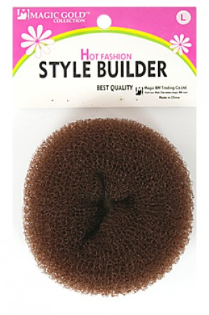 Magic Gold Hot Fashion Style Builder (L) #2227 Brown -pc