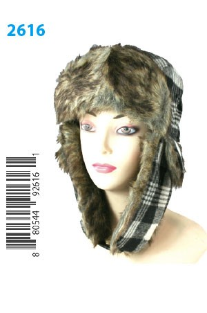 Winter Hat #2616 - pc