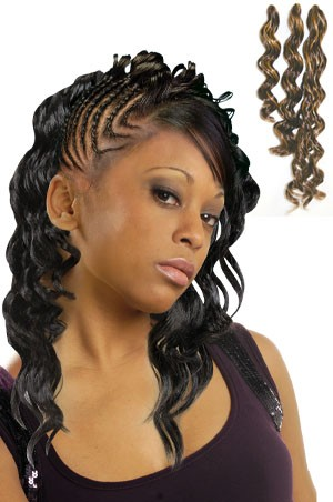 3pcs Deep Braid