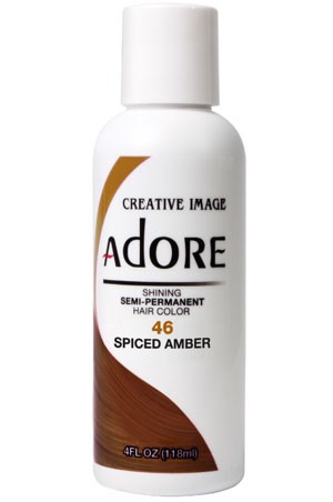 [Adore-box#1] Semi Permanent Hair Color (4 oz)- #46 Spiced Amber