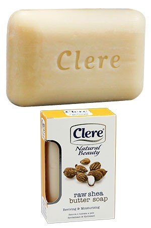 [Clere-box#7] Raw Shea Butter Soap(5.2oz)