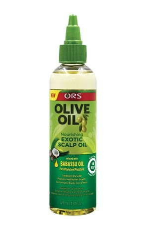 [Organic Root-box #163] Olive Oil Exotic Scalp Oil (4.3oz)