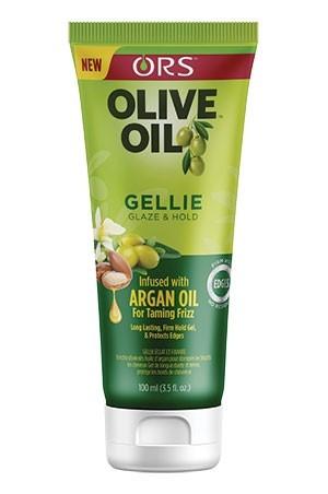 [Organic Root-box #162] Olive Oil Gellie Glaze & Hold Gel (3.5oz)