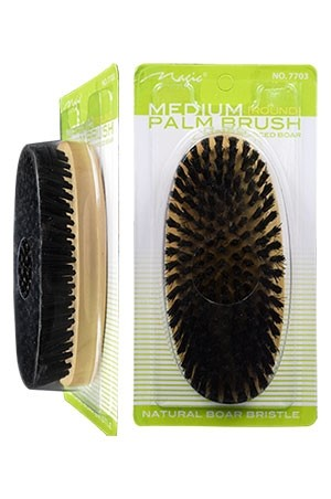 [Magic #7703] Medium Palm Brush (Round)- pc
