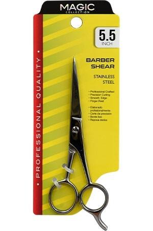 "[Magic Collection #MSH055] Barber Shear(5.5"") (20pc/box)-pc"