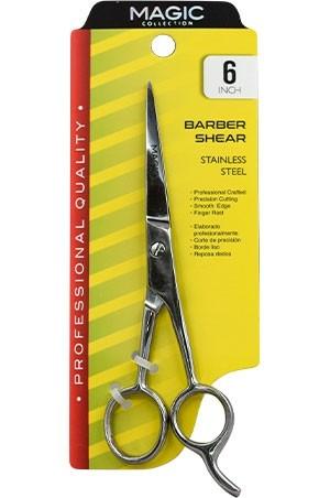 "[Magic Collection #MSH060] Barber Shear(6"") (20pc/box)-pc"