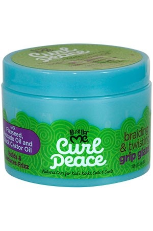 [Just for Me-box#39] Curl Grip Glaze-Braid & Twisting(5.5oz)