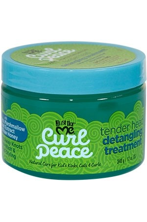 [Just for Me-box#33] Curl Peace Detang Treatment-Tender Head(12oz)