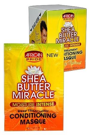 [African Pride-box#61] Shea Butter Condi Masque (1.5oz)_8pc/ds