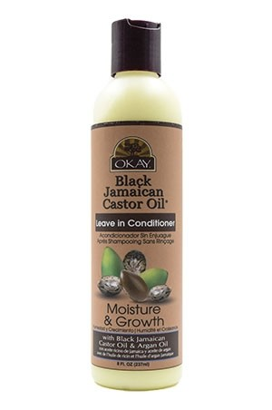 [Okay-box #69] African Black Jamican Leave In Conditioner(8oz)