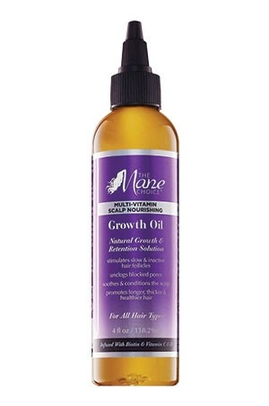 [The Mane Choice-box #8] Multi-Vitamin Growth Oil(4oz)