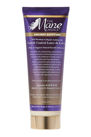 [The Mane Choice-box #19] Ancient Egyptian Leave-In Lotion(8oz)