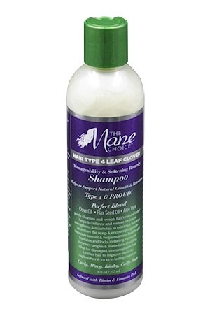 [The Mane Choice-box #35] Hair Type 4 Leaf Clover Shampoo(8oz)