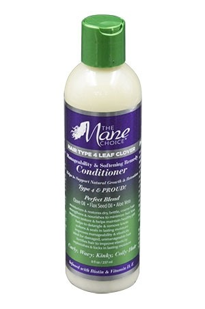[The Mane Choice-box #36] Hair Type 4 Leaf Clover Conditioner(8oz)
