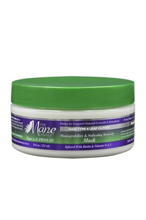 [The Mane Choice-box #40] Hair Type 4 Leaf Clover Mask(8oz)