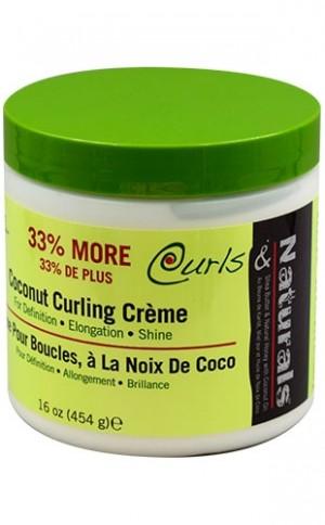 [Curls & Naturals-box#9] Curling Creme(16oz)
