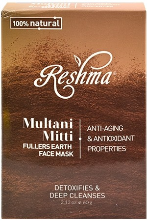 [Reshma Femme-box#22] Multani Mitti Face Mask(2.12oz)