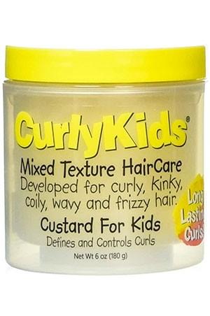 [Curly Kids-box#7] Custard for kids(6oz)