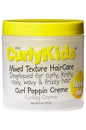 [Curly Kids-box#8] Curl Poppin Cream(6oz)