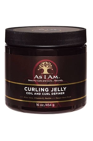 [As I Am-box#27] Curling Jelly 16oz)