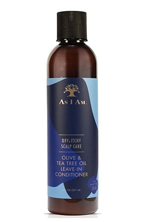 [As I Am-box#30] Dry & Itchy Sclap Care Leave-In Conditioner(8oz)