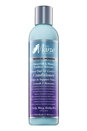 [The Mane Choice-box #51] Tropical Moringa Conditioner (8oz)
