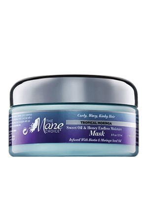 [The Mane Choice-box #52] Tropical Moringa Mask (8oz)