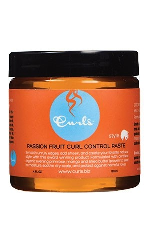 [Curls-box#6] Passion Fruit Curl  Control Paste (4oz)