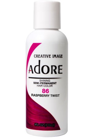 [Adore-box#1] Semi Permanent Hair Color (4 oz)- #86 Raspberry Twist