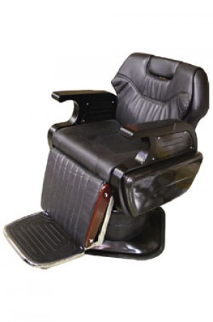 BARBER CHAIR 8738 Black