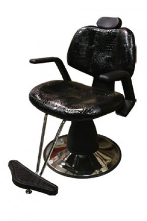 BARBER CHAIR 8757 Black
