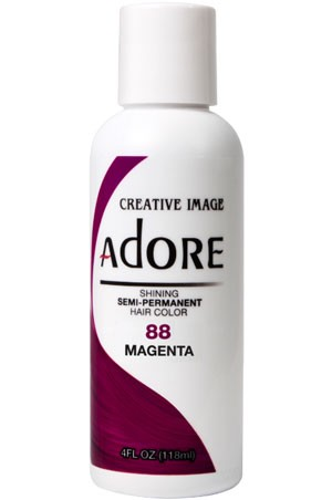[Adore-box#1] Semi Permanent Hair Color (4 oz)- #88 Magenta