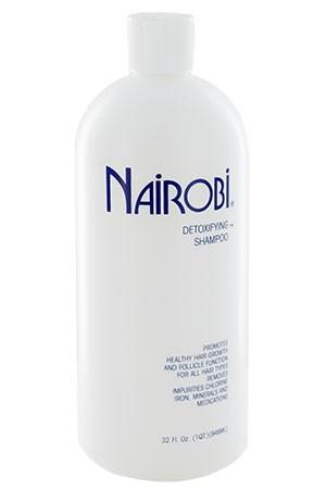 [Nairobi-box#13] Detoxifying Shampoo(32oz)