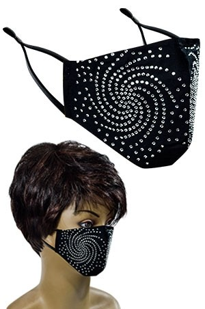 [#99669] Mask -Fashion Mask **FINAL SALE**-dz